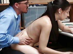Bobbi Dylans pussy ravaged doggystyle