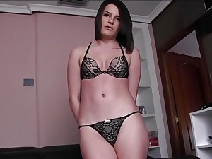 PUTA LOCURA Teenager gal picked up and porked