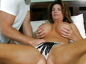 Wicked milf receives disciplined