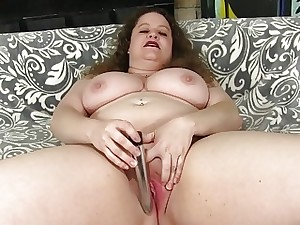 Move Knocker Plumper Desi Dae Uses Sexual connection Playthings in the sky Will not hear of Racy Cunt