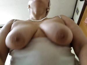 Man milk on the sly face of a mature slut – AimeeParadise