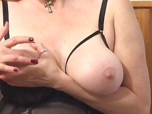 mature wooly and busty mommy needs a supreme fuck munching petite