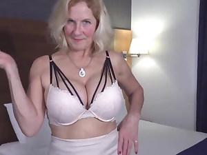 grannie with amazing boobs and still fresh poon has a big rod