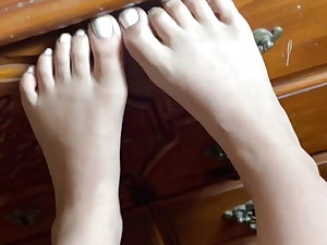 The Sexiest Soles Compilation with Surprise Fat Booty
