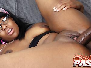 Phat Bum Black Babe Amber Starlets – Sex And CIM Finish