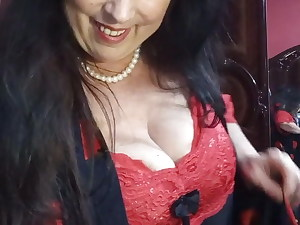Sexy Russian Grandmother