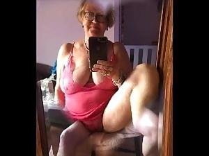 introducing my hot horny slutty grannie