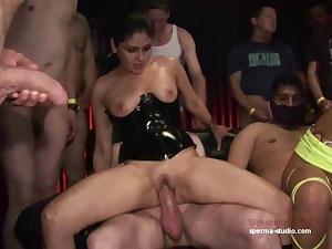 Cum Cum Gangbang Orgy  - Splendid Susi And Mariska - P1 - 10518